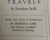 Gullivers Travels by Jonathan Swift Ronald Press Co New York