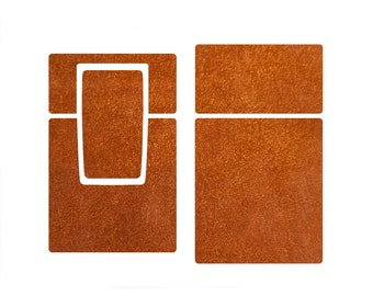 Polaroid SX-70 Skin - Suede, Fox Colored (free basic shipping)