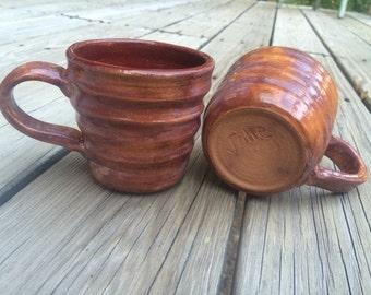 Texturized Mug Set