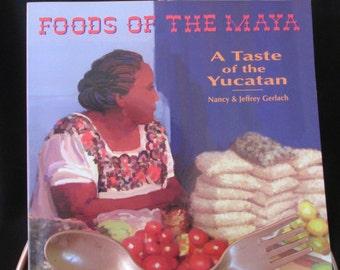 Ethnic Latin American Mayan cuisine cookbook