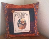 Halloween Pillow - Home Decro - Spell Binder