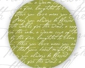 All that your heart might desire melamine plate