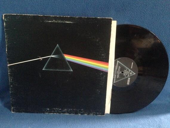 Rare Vintage Pink Floyd Dark Side Of The Moon By