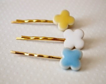 Daisy Pins Gold Plated