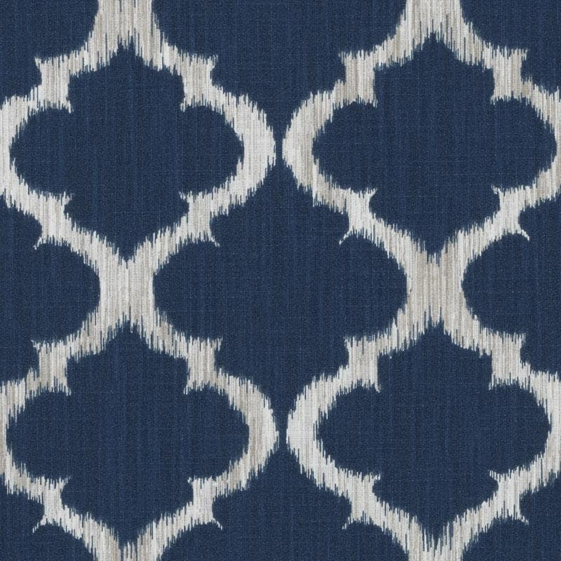 navy blue and white trellis upholstery fabric blue curtain. Black Bedroom Furniture Sets. Home Design Ideas