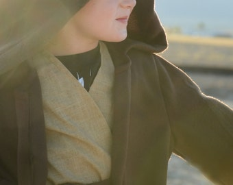 RTS Star Wars inspired Luke Robe/Cloak  - big kid
