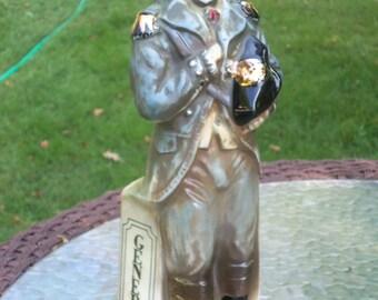 Vintage Jim Beam Collector Bottle General John Stark ( Rare )