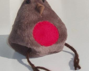 Bean bag robin