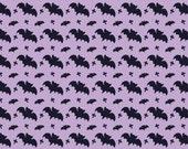 Vinyl Photography Backdrop Floordrop Prop - Purple Bat