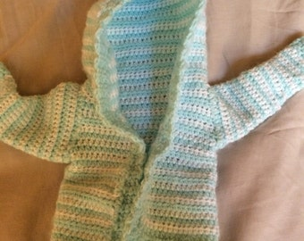Made to order baby sweaters!