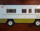 Vintage Indian Winnebago Recreational Vehicle