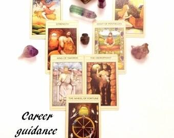 Career Tarot Card Reading, Same Day Reading, Psychic Reading, Life Coaching Tarot Reading, Advise Cards Tarot Cards, Clairvoyant Life Coach
