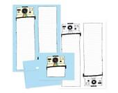 Stationery - Retro Polaroid (printable)