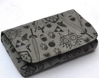 Zelda Items  3DS case