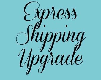 USA Customers express shipping