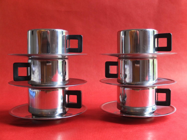 Italian espresso cups Italian coffee cups inox espresso cups