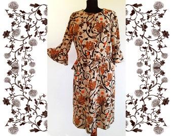 "1960's Vintage Deadstock NOS ""Marschner Exclusiv""  Dress"