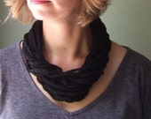 Cashmere Scarf Necklace ....