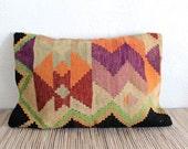Dahla Kilim Pillow Cover