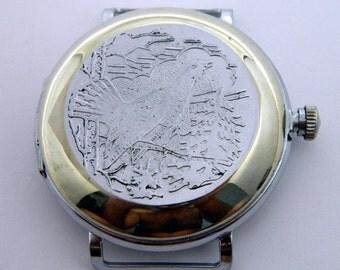 USSR Russian Pocket watch Molnija Molnia #336S