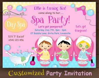 Spa invitation vatozozdevelopment spa invitation stopboris Gallery