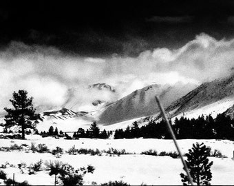 Mammoth Lakes: Prints Framed and Unframed