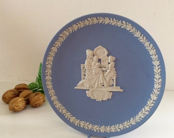 Wedgwood mothers day plate Jasper 1994