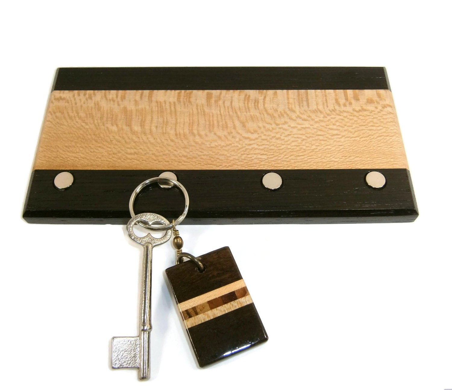 Key Holder Wood Key Holder Magnetic Key Holder Wall