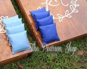 Solid Color Cornhole Beanbags Set-of-8