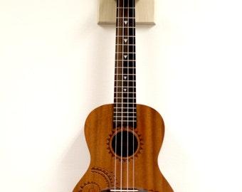 Ukulele, banjo hanger (Unfinished) Free shipping