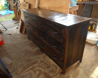 Dresser Reclaimed Wood