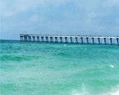 Florida Pier 20x16 INSTANT DOWNLOAD