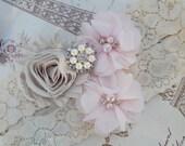 Blush Garter Set , Wedding Garter , Sand and Blush Pink Garter , Garter , Toss Garter , Pearl Garter Set , Bridal Garter