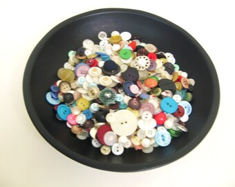 Button Lot - Assorted colors and Sizes