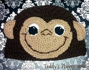 Curious George the Monkey Hat