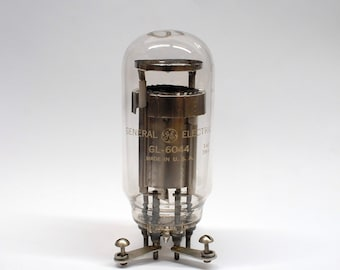 General Electric 6044 xenon filled thyratron electron tube