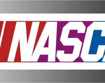 NASCAR Sticker Decal