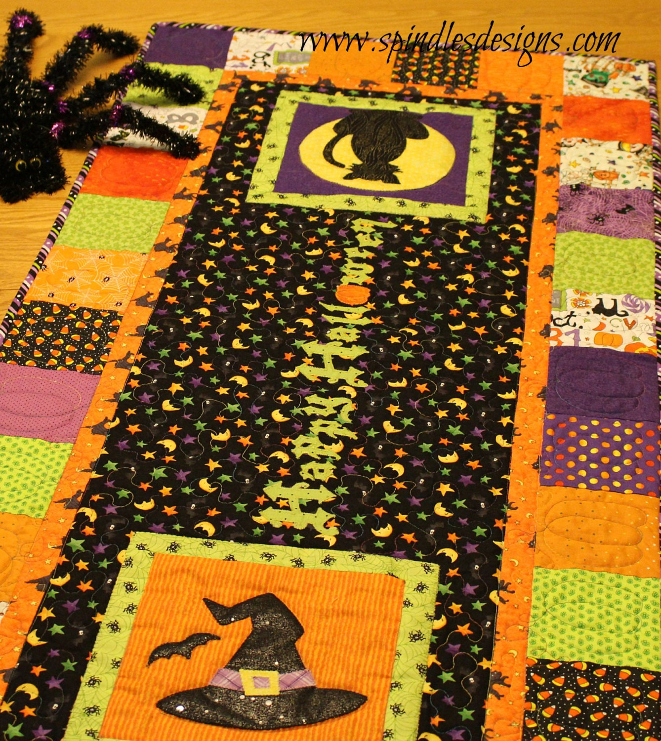 100 kitchen table runner burlap table runner halloween for Table th ou tr