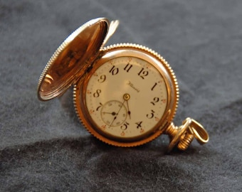 Illinois Lady's Pocket Watch 1901 15 Jewel