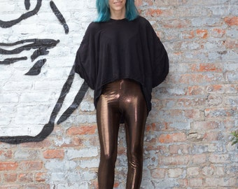 Bronze leggings