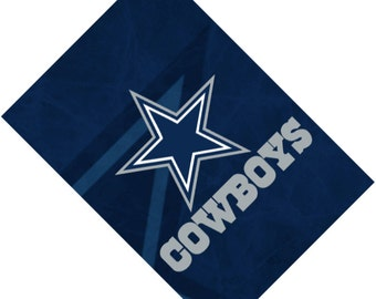 Passport Cover Case Holder -- Dallas Cowboys