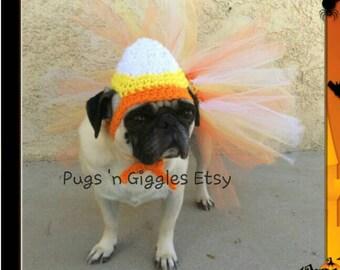 candy corn princessdog tutussilly dog costumes