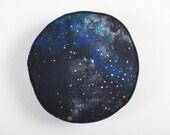 Cosmos Circle Cushion Cover