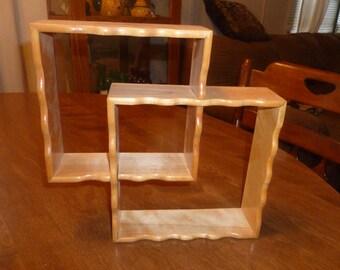 Pretty Wooden Shelf