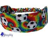 Soccer Headband For Girls by Sheylily