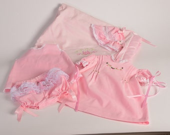 Bring Baby Home layette set