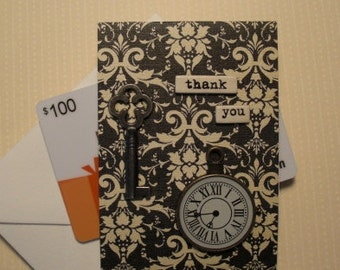Thank you - Mini Card (Gift Card)
