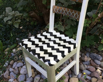 Handpainted Chair