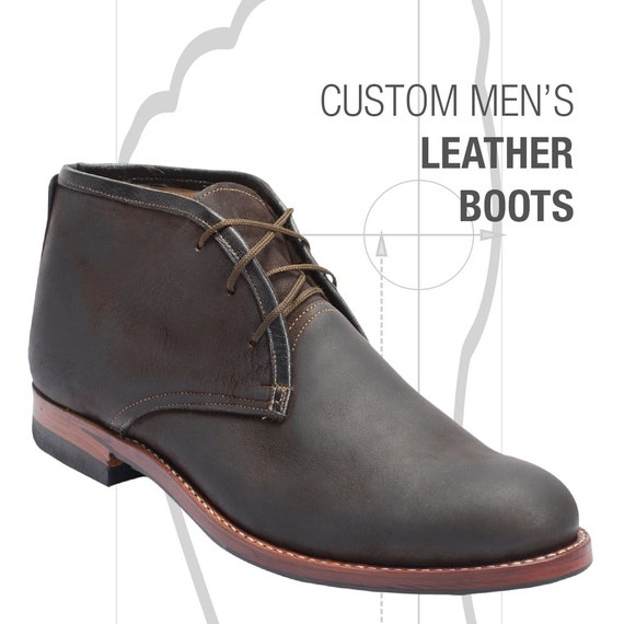 atitlan leather custom s leather boots shoes