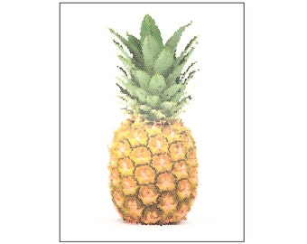 Pineapple card set (set of 20 cards & envelopes)